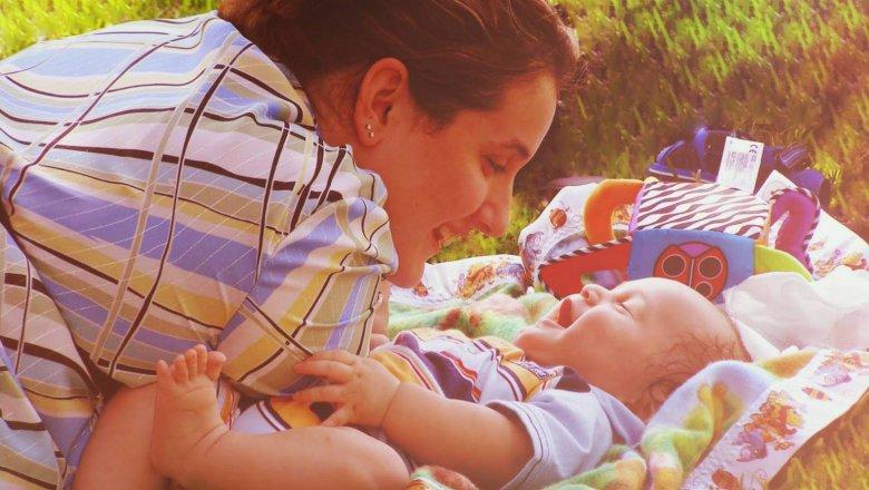 Фотоальбомы для новорожденных (первый год жизни)