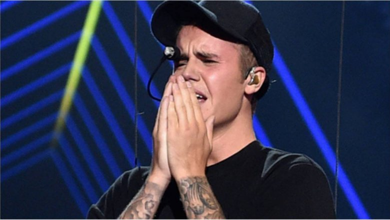 "Justin Bieber - ""Sorry"""