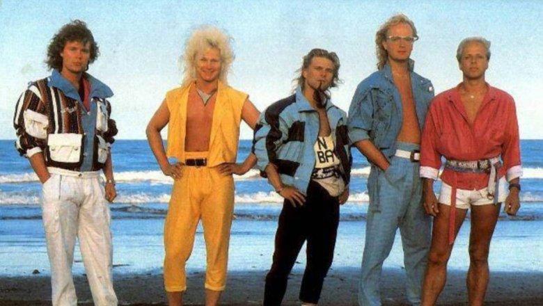 Мода для мужчин 80-х фото