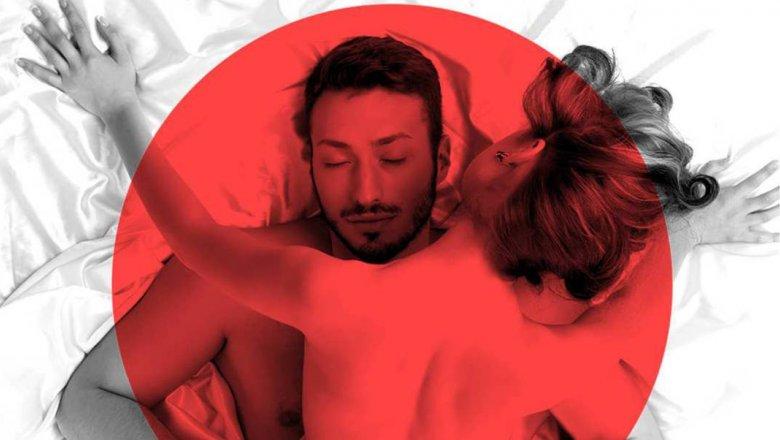 Секс во время месячных полезен