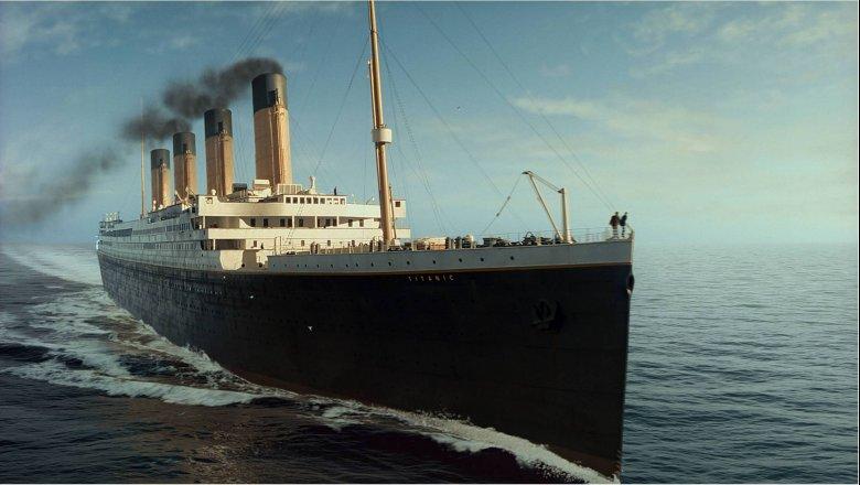 Похожий корабль на титанике игры прыжки в воду губка боб