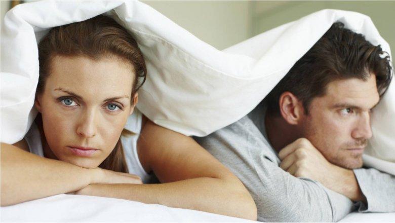 Надоел секс с партнером