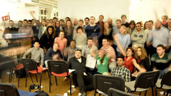 Startup Weekend: Social Innovation 2016