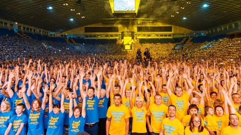 Сектантский наплыв на украине