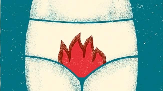 Оргазм при менструациях