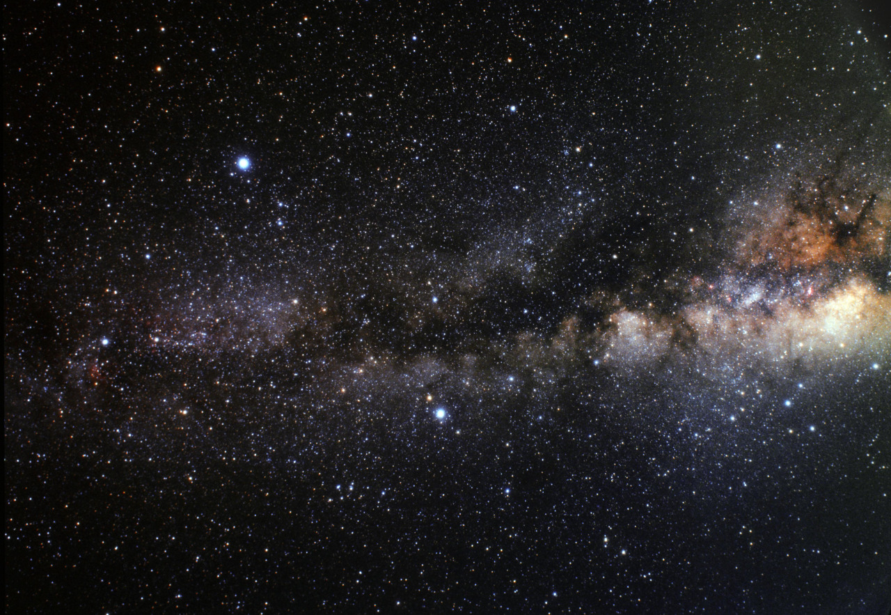 7 фактов о Вселенной, которые заставят вас забыть о проблемах
